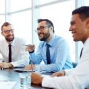 Financial planners from superannuation funds are predominantly male and feel more valued than their retail bank counterparts, according to a survey.