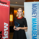 Clare Payne was rewarded for her Industry Advocacy at the Women in Financial Services awards.