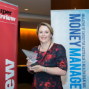 The team at PricewaterhouseCoopers won Employer of the Year at the Women in Financial Services awards 2015.