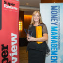 Lee Scales from Unisuper was crowned Superannuation Executive of the Year at the Women in Financial Services Awards 2015.